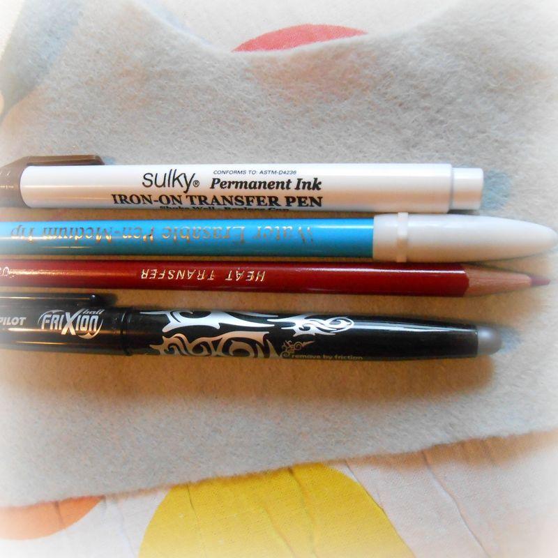 Transfer pens