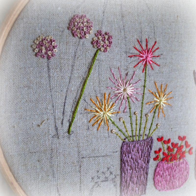 Flowers detail 2