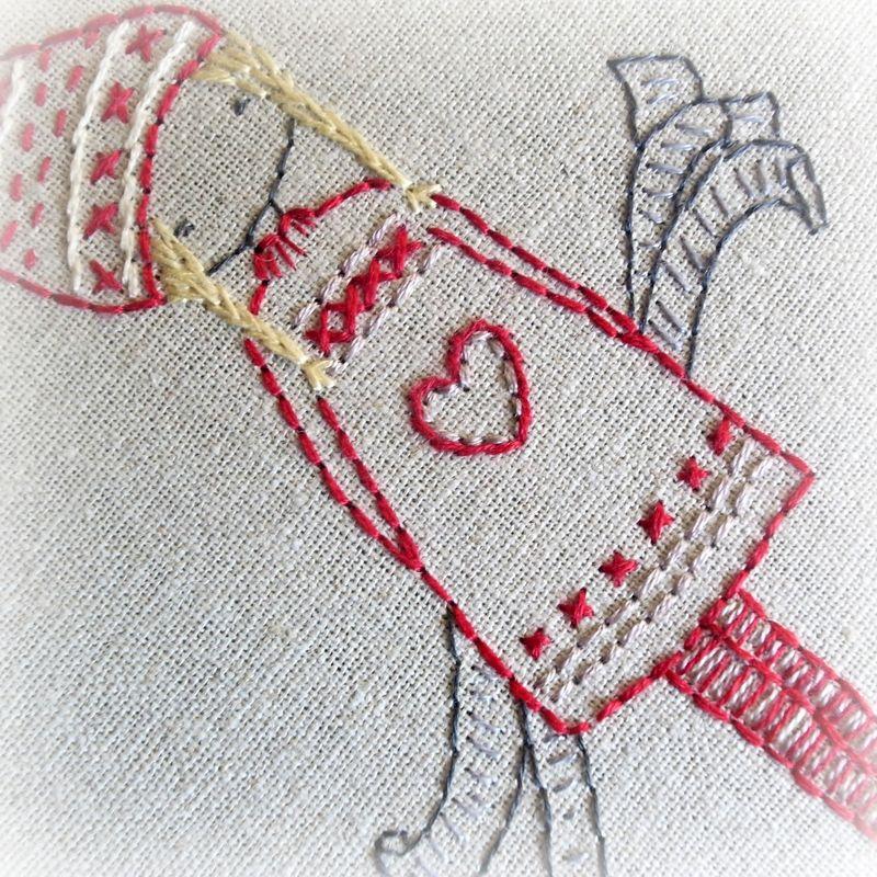 Stitchalong dress