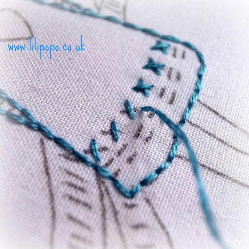 X stitches 3