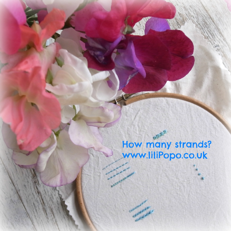 How many strands title