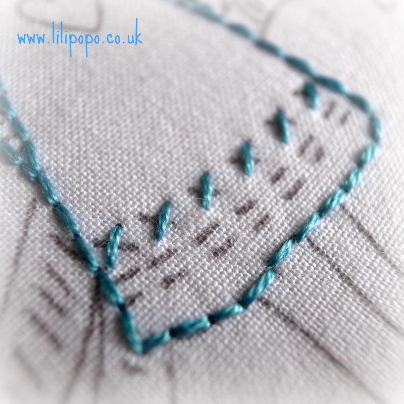 X stitches 2