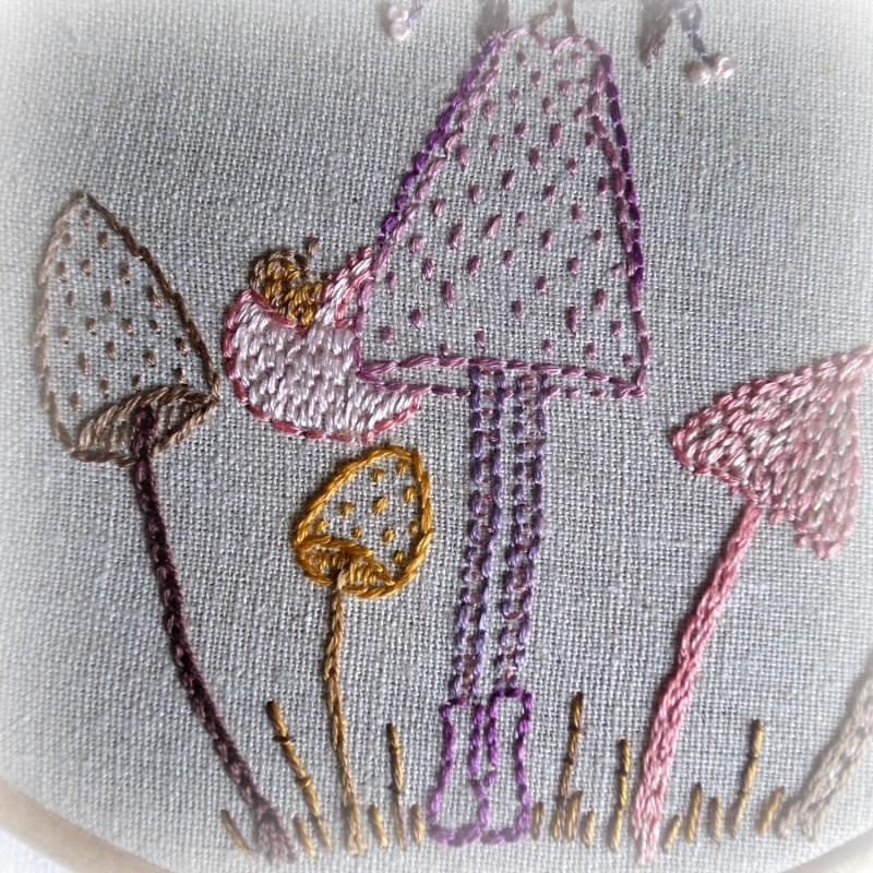 Mushroom pixie lower