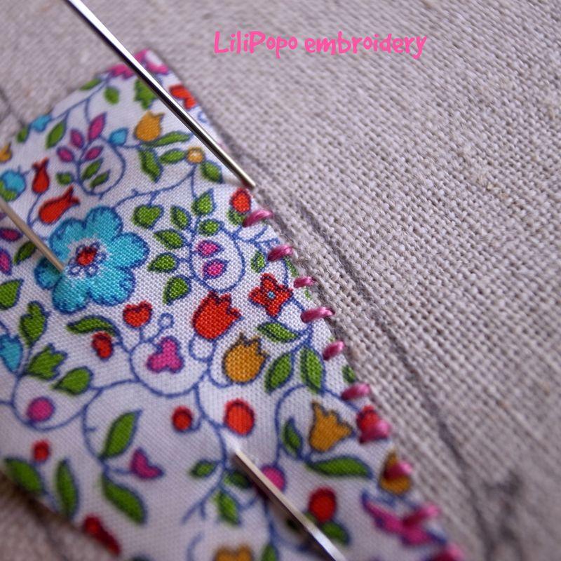 Stitching dress