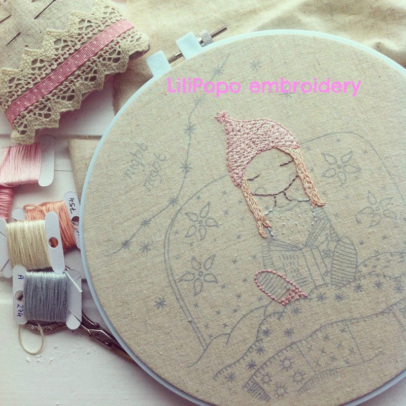 Stitching night night 2