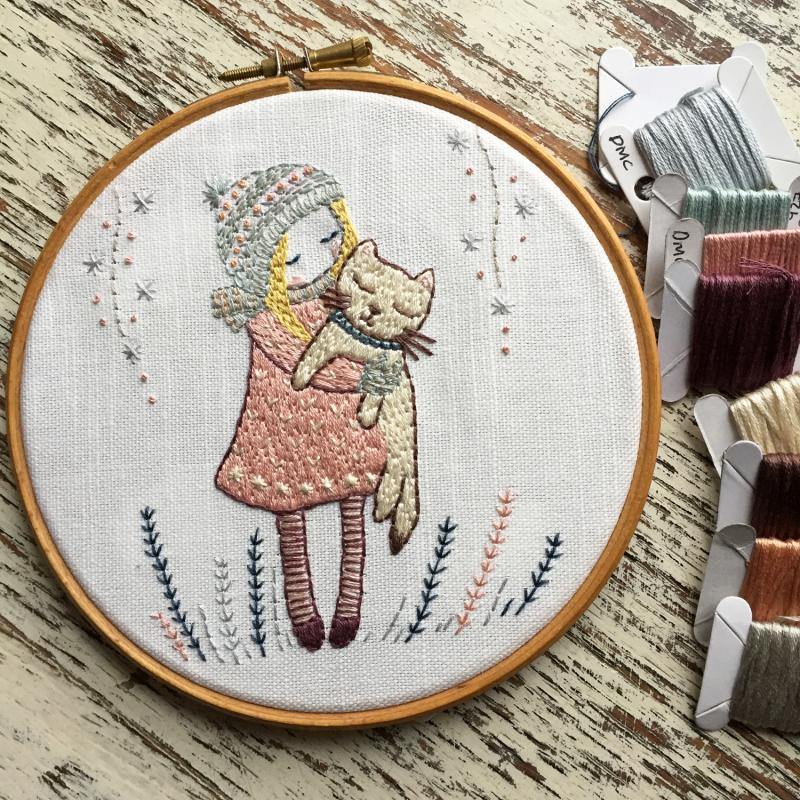 Full stitching